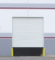 Heavy Duty Commercial Roll Up Door