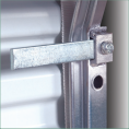 shed roll up door lock