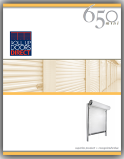 Roll Up Door Model 650 brochure